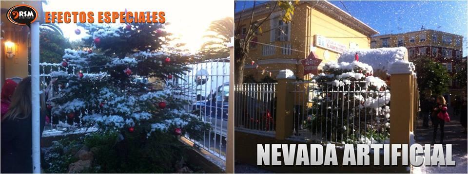 Nevada artificial guarderia