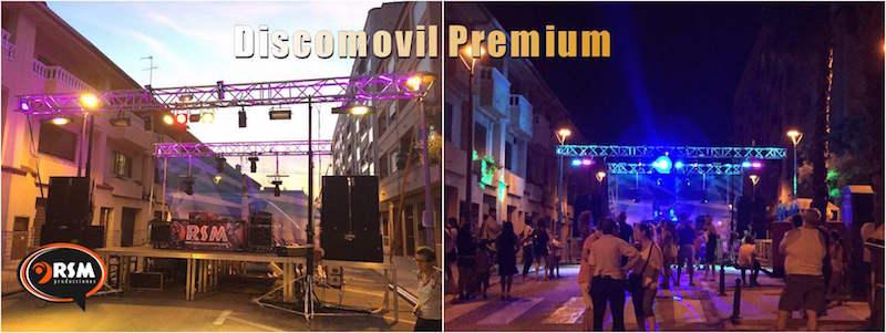 Discomovil Premium