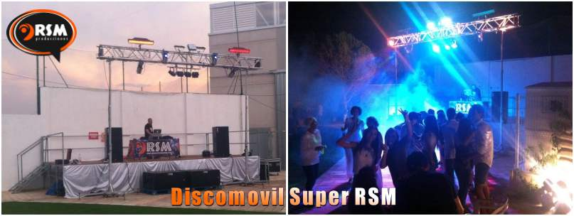 Discomovil Super RSM