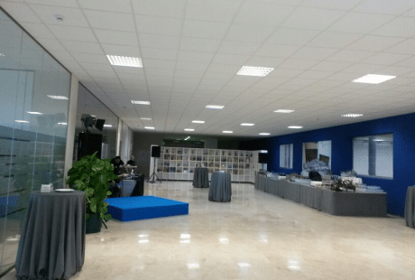 inauguracion empresa