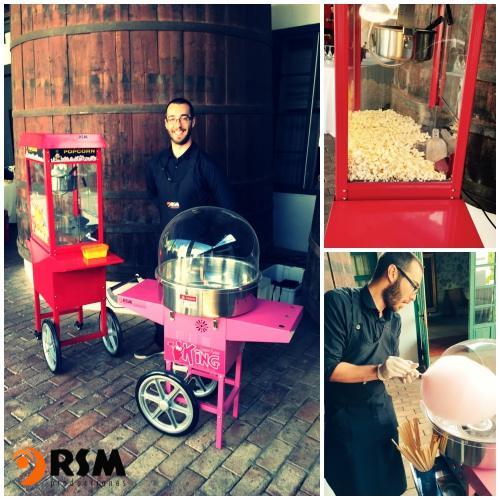 palomitas y algodon para bodas RSM