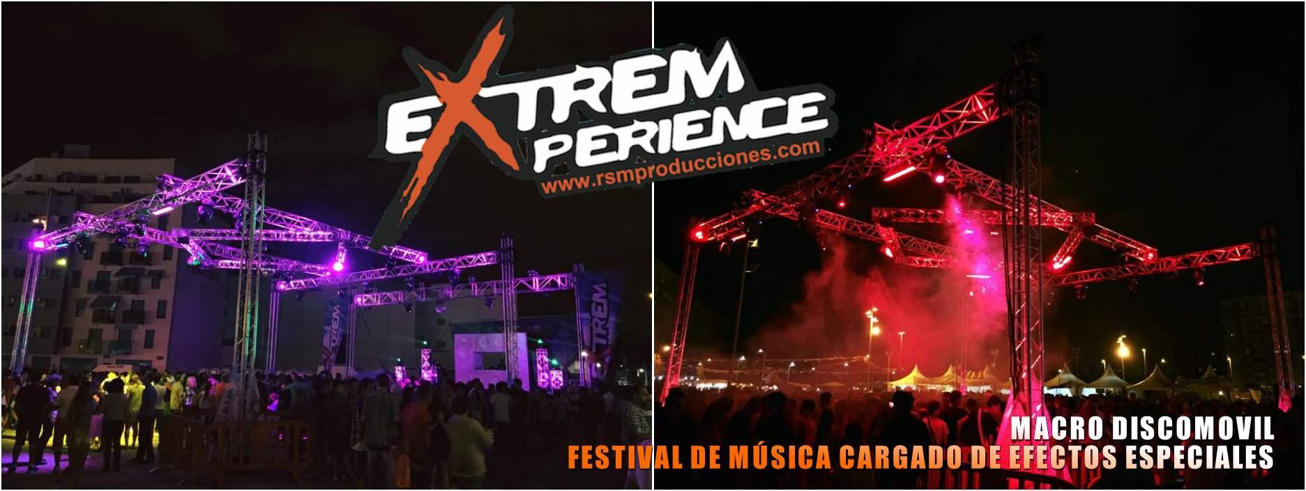 macro extrem experience fx mislata 2015