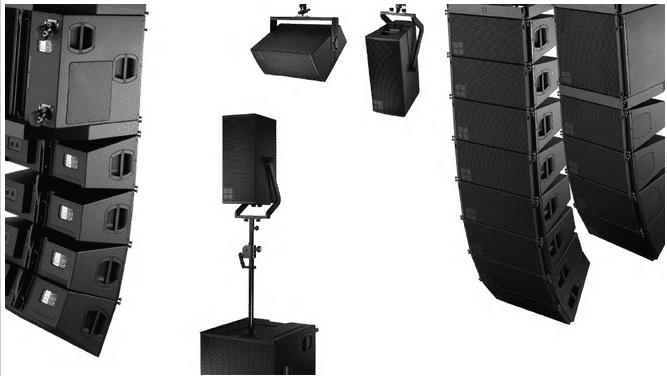 Alquiler equipo sonido d&b audiotechnik en valencia