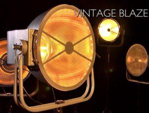 Alquiler foco vintage